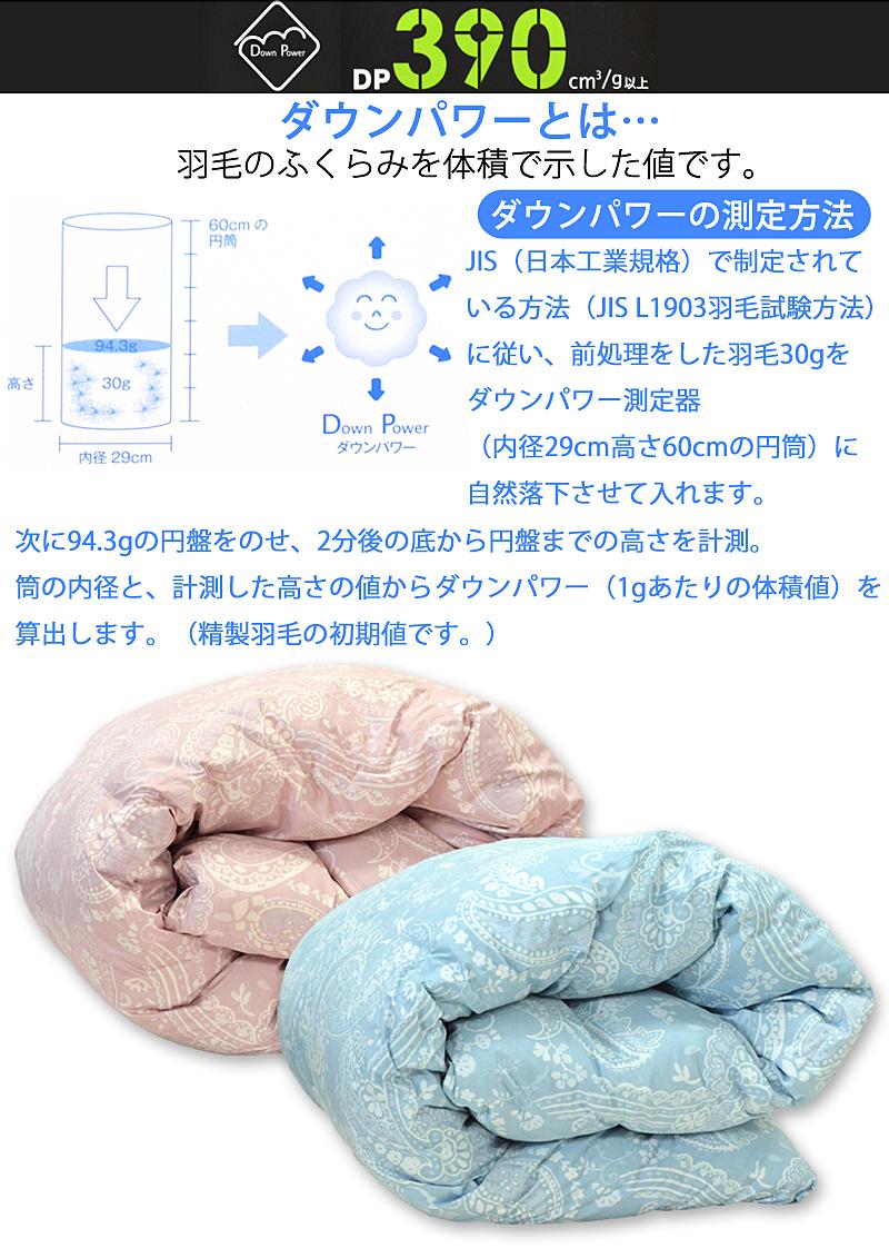 清潔・軽量 西川リビング ロイヤルスター羽毛布団 ホワイトダウン93% シングル